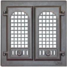 Дверца каминная 2-х створчатая LK 302