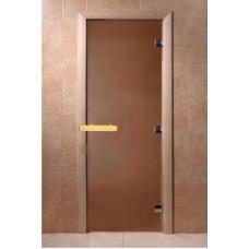 """DoorWood Дверь бронза матовая """"Теплая ночь"""""""