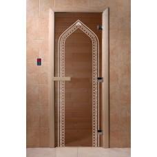"""DoorWood Дверь бронза """"Восточная арка"""""""