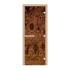 FireWay Дверь Гжель 1,9х0,7