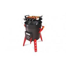 Grillux Печь-мангал для казана