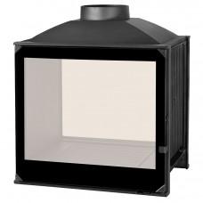 LISEO CASTIRON LCI 5 GDF BG, двусторонняя, черное стекло