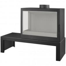 LISEO CASTIRON LCI 7 GFL Table, стекло слева