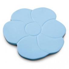 PALAZZETTI Декоративный элемент FLORE (цветок) голубой