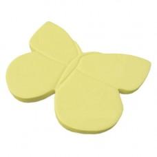 PALAZZETTI Декоративный элемент FARFALLA (бабочка) желтая