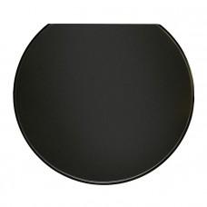 ВУЛКАН Предтопочный лист VPL011-R9005 800х900 черный
